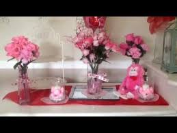 Diy Valentine S Day Table Decor by Dollar Tree Valentine U0027s Day Decor Diy U0026 Haul 3 Youtube
