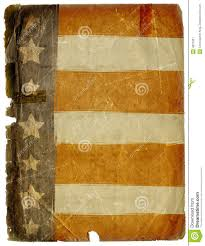 Dirty American Flag Dirty Grunge American Flag Paper Background Texture Stock