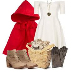 Hooded Halloween Costumes 25 Red Riding Hood Costume Ideas Red