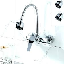 wall mount kitchen faucet with sprayer wall mount kitchen faucet with sprayer wall mounted sprayer
