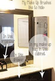 easy bathroom organization ideas the pinning mama