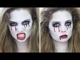 easy diy halloween costumes creepy doll makeup tutorial youtube easy halloween