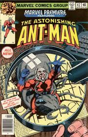 ant man is a little hero with big baggage