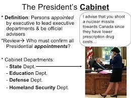 Cabinet President Cabinet Presidential Definition Thesecretconsul Com