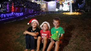 christmas lights shining bright across the region news local
