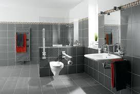 modernes badezimmer grau bodenfliesen badezimmer grau modernes bad glasdusche walk in