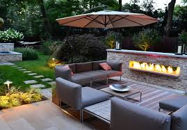 outdoor livingroom what to consider when designing an outdoor living room