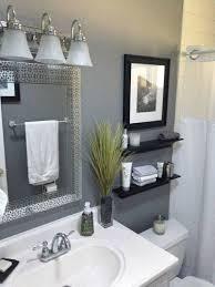 idea for bathroom decor how to decorate a gray bathroom home design ideas fxmoz