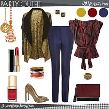 chic christmas party ideas for deep autumn and deep winter