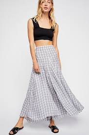 maxi skirt linen maxi skirt free
