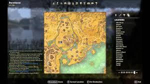 Khenarthi S Roost Treasure Map 1 Map Of Stormhaven Eso Map Of Stormhaven Map Of Stormhaven