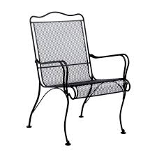 Wrought Iron Mesh Patio Furniture by Woodard Commercial Grade Wrought Iron Bar Height Dining Table