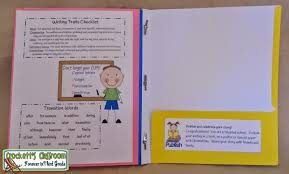 special writing paper writing folders crockett s classroom forever in third grade the inside parts look great