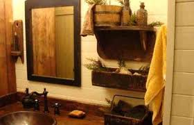 Outhouse Bathroom Decor Accessories Rustic Country Primitive