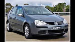 used volkswagen golf used vw golf 2 0 fsi comfortline 2005 for sale in sydney youtube
