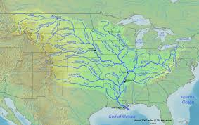 Map Of Colorado Rivers by River System Simple English Wikipedia The Free Encyclopedia
