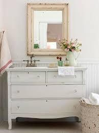 Shabby Chic Bathroom Sink Unit 171 Best Old Dressers U0026sideboardsturn Into Bathroom Vanity Images