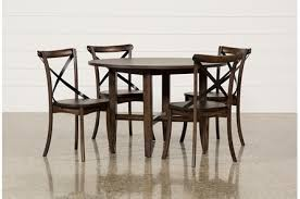 living spaces dining room sets grady 5 piece round dining set living spaces
