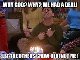 Friends Birthday Meme - friends show happy birthday meme mne vse pohuj