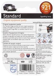 lexus rx300 tail light bulb replacement philips 921b2 921 bulb 2 pack topbulb