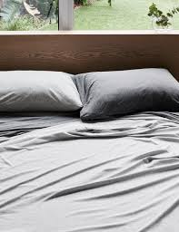 jersey sheets set ultra soft like your favourite t shirt abode