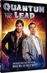 quantum leap the film quantum leap mill creek s details artwork for seasons 1 and 2