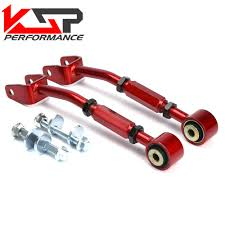 Nissan 350z Accessories - ksp rear adjustable alignment suspension camber kit u0026 toe link arm
