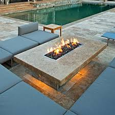 Gas Firepits Pits Modern Contemporary Outdoor Gas And Propane Paloform For