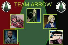 Arrow Memes - my team arrow memes by coleroboman on deviantart
