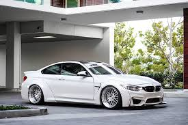 stanced bmw m4 liberty walk mods make this bmw m4 a mean machine