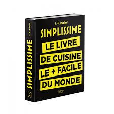 bon livre de cuisine simplissime le livre de cuisine le plus facile du monde boutique