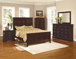 bedroom furniture free shipping london panel espresso finish bedroom furniture set free shipping