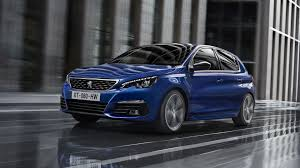 new peugeot automatic cars 2018 peugeot 308 facelift brings new 1 5 bluehdi 8 speed auto