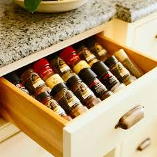 Spice Rack In A Drawer 66 Best Spice U0026 Pantry Organization Images On Pinterest Kitchen