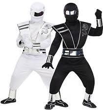 Ninja Halloween Costume Boys Boys Ninja Ebay