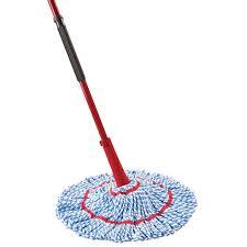 Floor Mops At Walmart by O Cedar Microtwist Microfiber Twist Mop Walmart Com