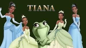 disney princess tiana characters hd wallpaper hd wallpaper