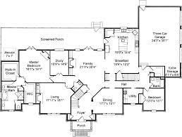 colonial home floor plans georgian colonial house plans ideas the