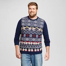 light it up sweater target men s big tall light up ugly holiday sweater fair isle gray