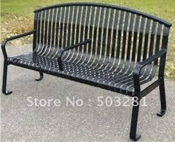 Outdoor Metal Furniture by Metal Furniture Garden Furniture Patio Furniture Outdoor Bench