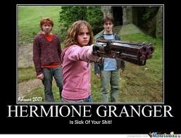 Hermione Granger Memes - hermione granger is sick by aq16in meme center