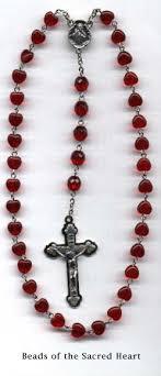sacred heart rosary rosaryandchaplets of the sacred heart chaplet prayer