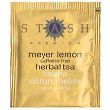 stash tea meyer lemon tea caffeine 20 bag ebay