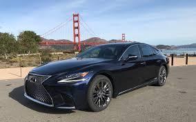 lexus ls400 dashboard warning lights 2018 lexus ls 500 more refined and more dynamic review