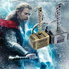 save world lightning vintage toy charm thor hammer thor the dark