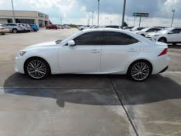 lexus is250 front tires 2014 lexus is 250 angleton tx area gulf coast toyota serving