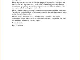 Cover Letter Example For Students Cool Cover Letter Examples For Students With No Experience 7 Cover