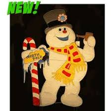 60 frosty the snowman outdoor decoration thisnext
