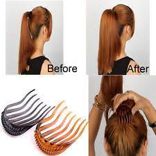 hair combs women s plastic hair comb ebay