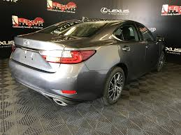 is lexus es 350 rear wheel drive pre owned 2017 lexus es 350 demo unit touring package 4 door car